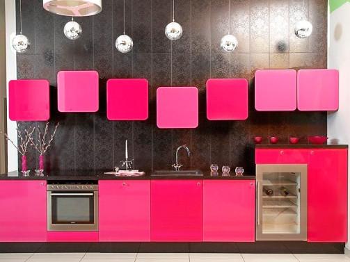Кухни на заказ модерн, хай-тек Киев