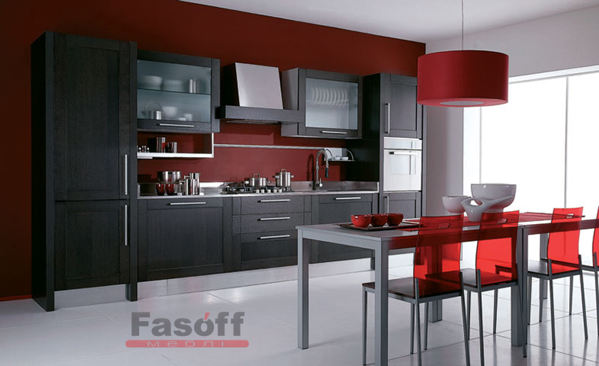 Кухня Яна венге модерн