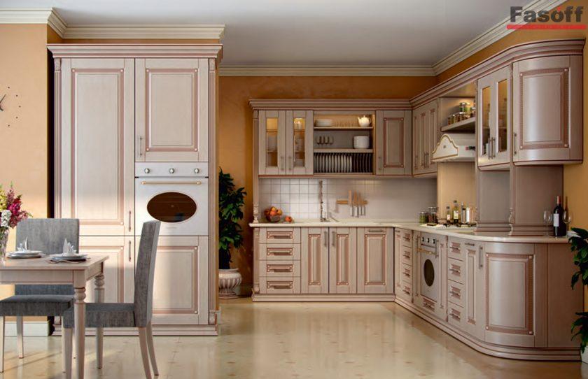 Кухня Афины с фасадами DiPortes Киев