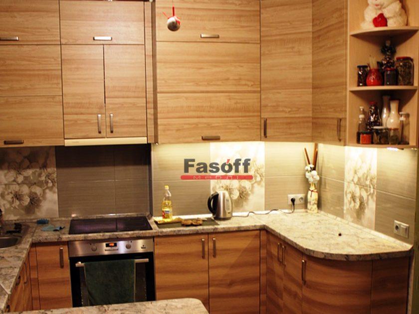 Кухня мдф шпонированный Киев