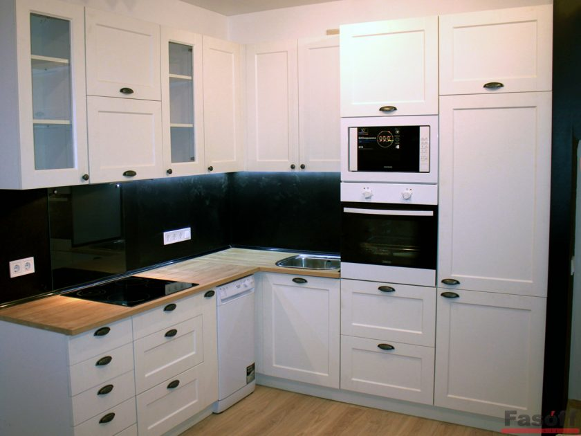 Кухня прованс белая в Киеве