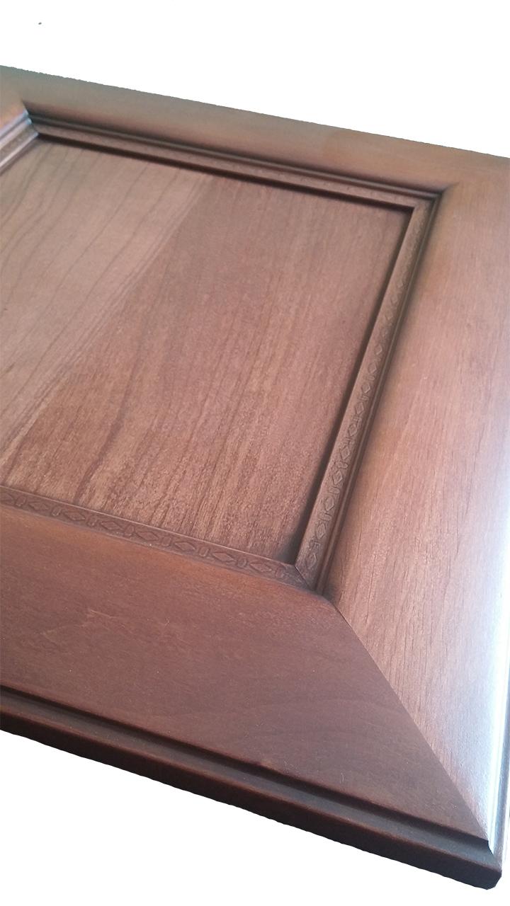 Филенки деревяных фасадов кухонь Чайка