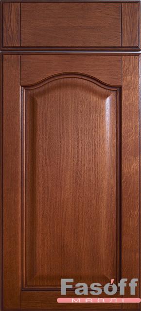 Деревяные фасады для кухонь Академгородок