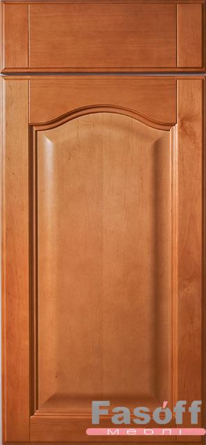 Деревяные фасады для кухонь Гостомель