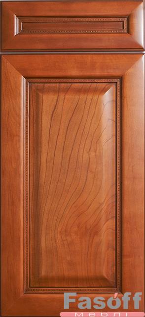 Деревяные фасады для кухонь Ворзель