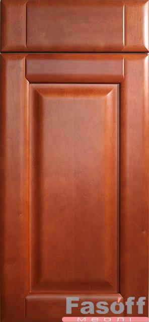 Деревяные фасады для кухонь Чабаны