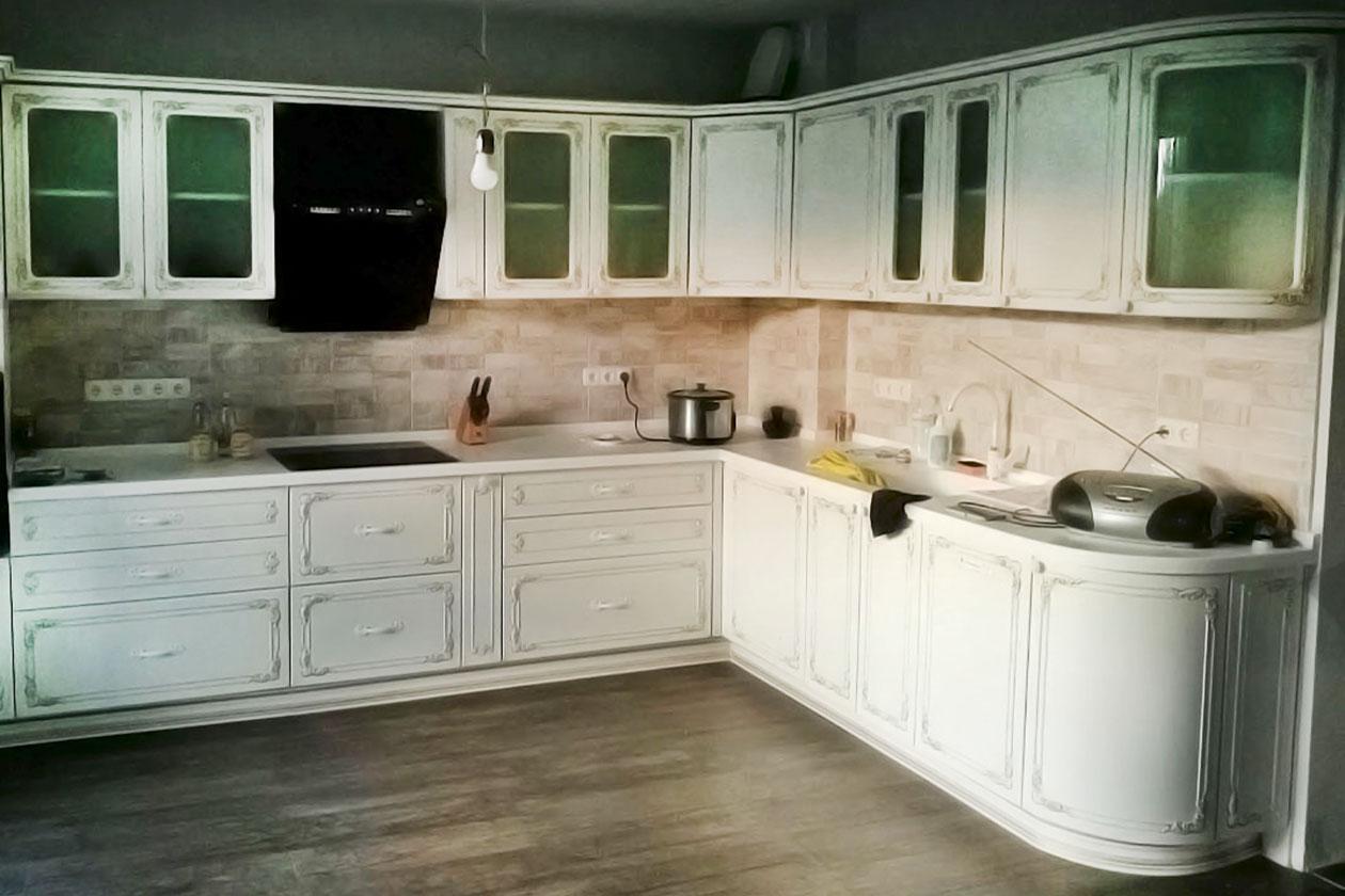 Кухня клиента 73