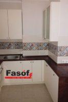 Белая кухня под заказ с фасадами AGT гладкий 19 мм, корпусом ДСП Swisspan 18мм, фурнитурой GTV Польша в Буча