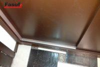 Купить шкаф с крашеными МДФ фасадами и раздвижной системой Слим Горенка