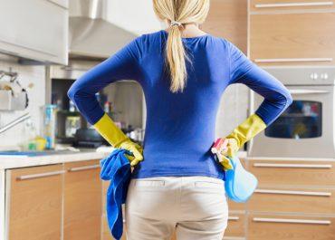 Как и чем мыть глянцевую и матовую кухню из пластика, мдф, дерева