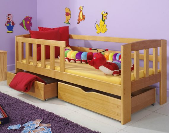 Кровать детская К12