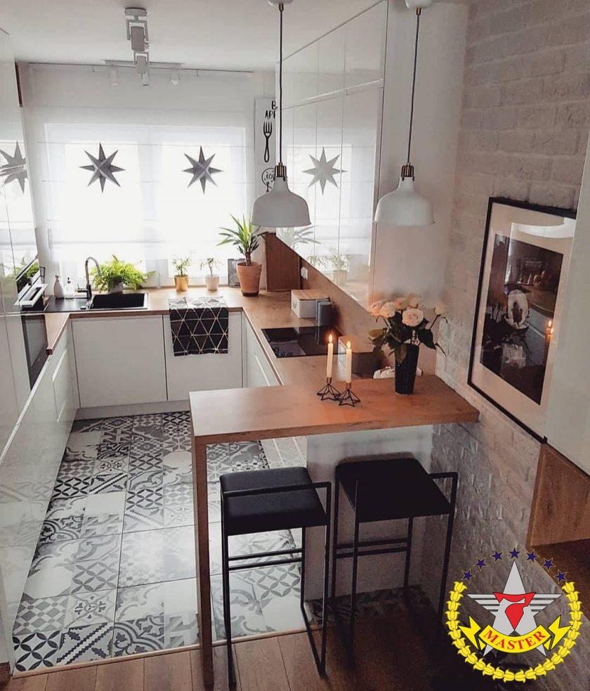 кухня мароканский стиль