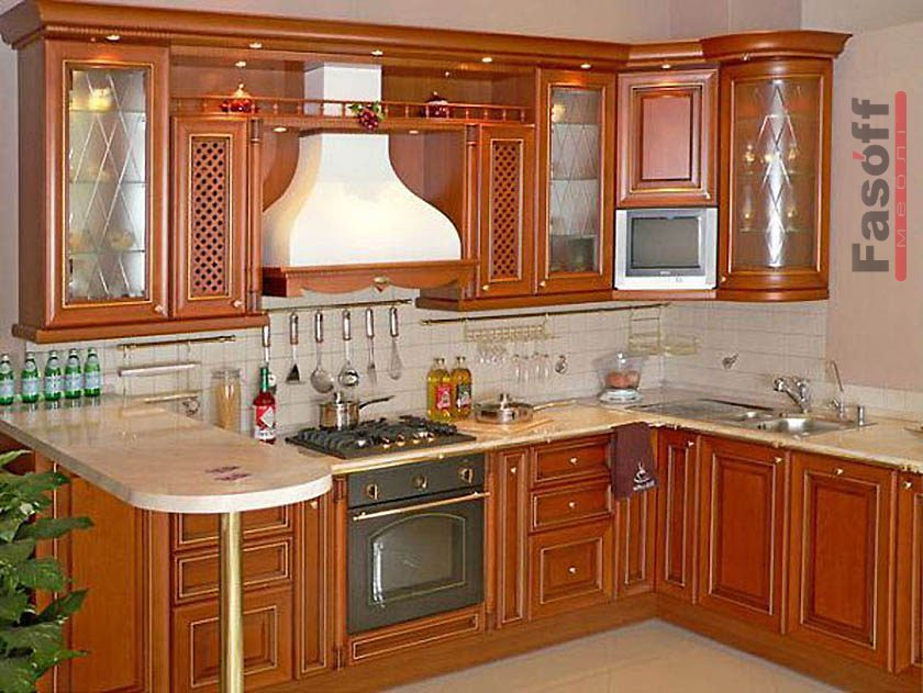 Кухня Маргарита черешня