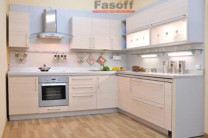 Кухня Стелла МДФ пленка, кухня модерн