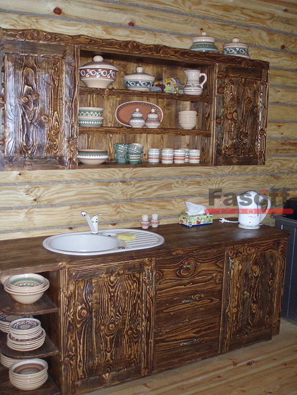 Кухни в славянском этническом стиле Киев