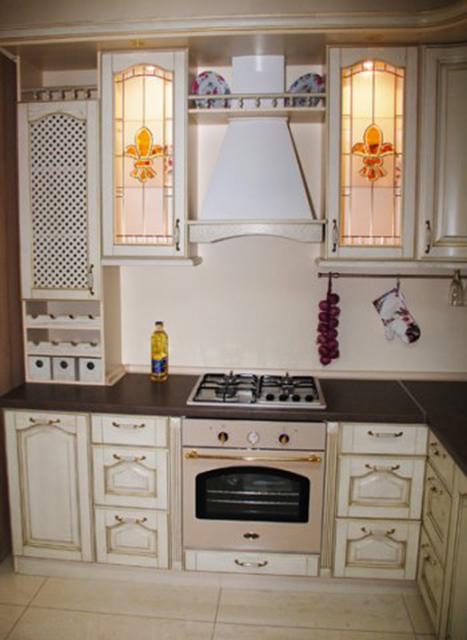 Фацеты для кухни Академгородок