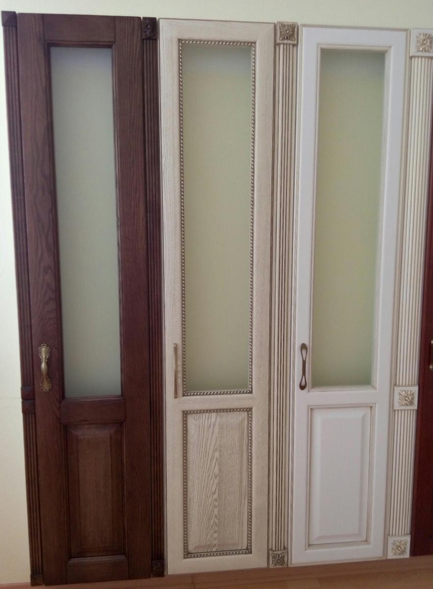 Деревяные пилястры для мебели Киев
