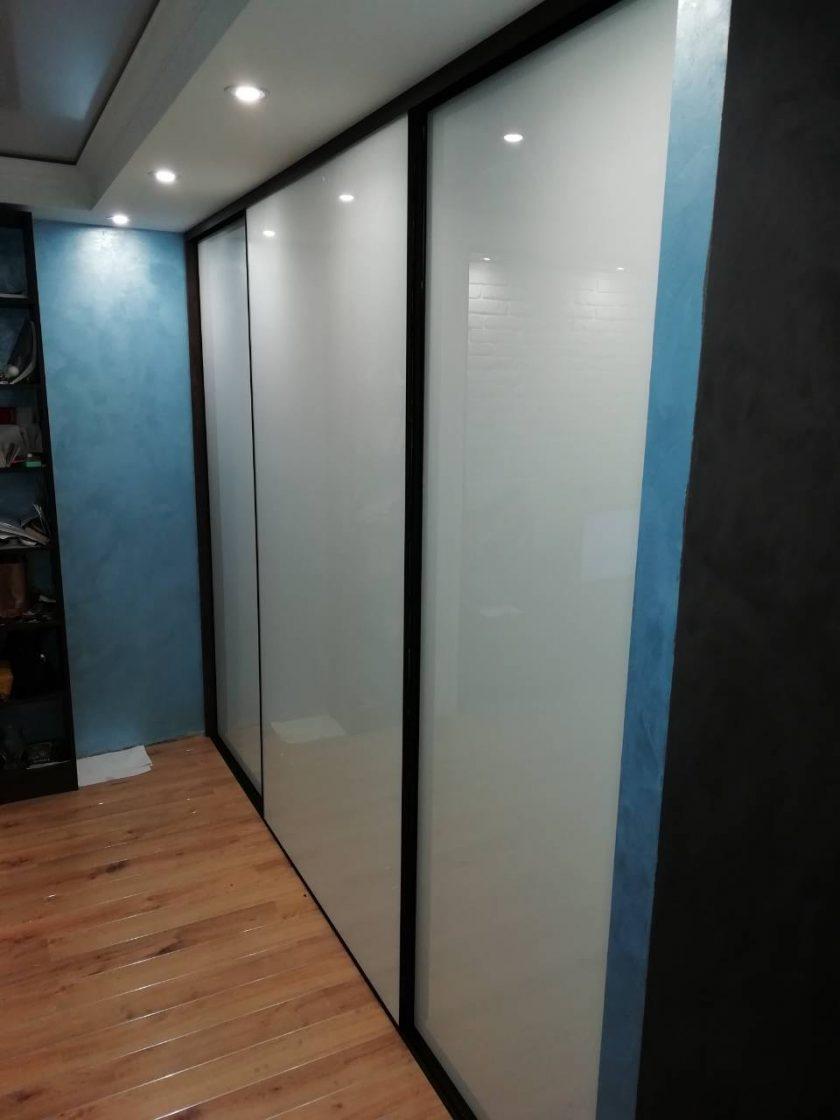 Шкаф-купе Люкс стекло