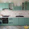 Кухня на заказ Алена фасады МДФ