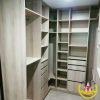 гардеробная комната на заказ