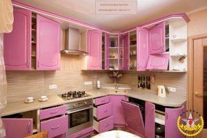 Кухня Розовая Пантера